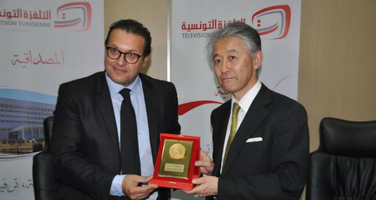 التلفزة التونسية تستعد لدخول  الإنتاج عالي الدقة